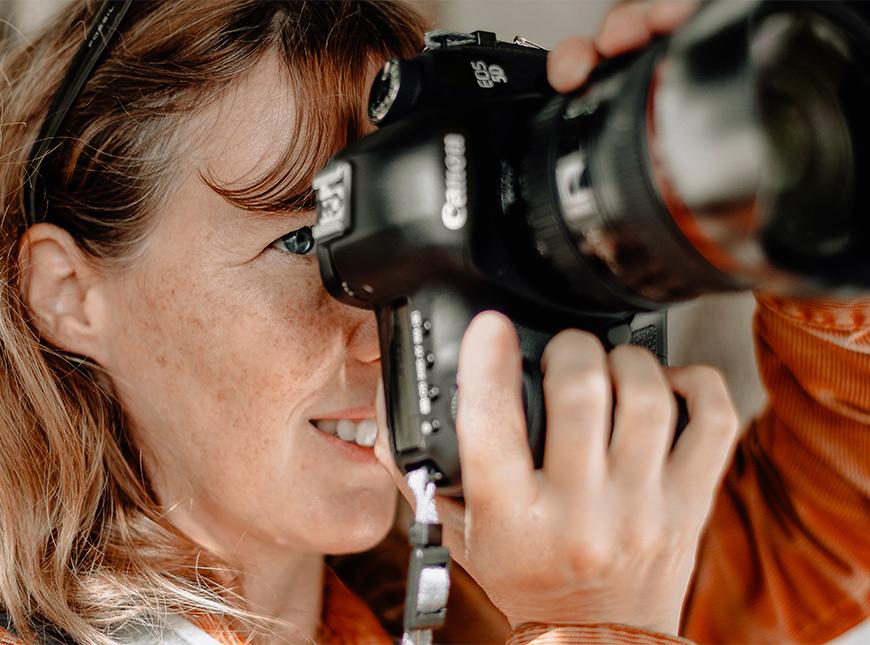 Stephanie Eidens-Holl, Fotostudio